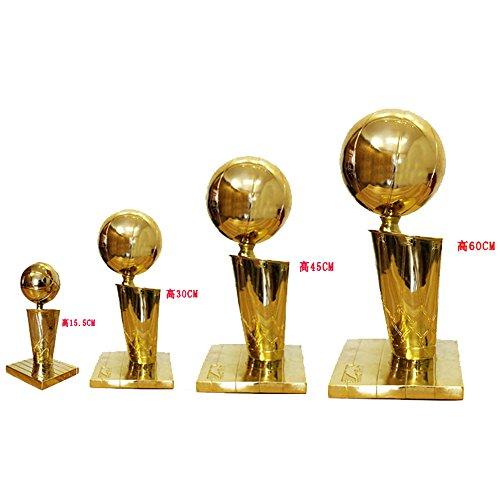 Basketball Championship Trophy Larry O'Brien National Three (15cm)