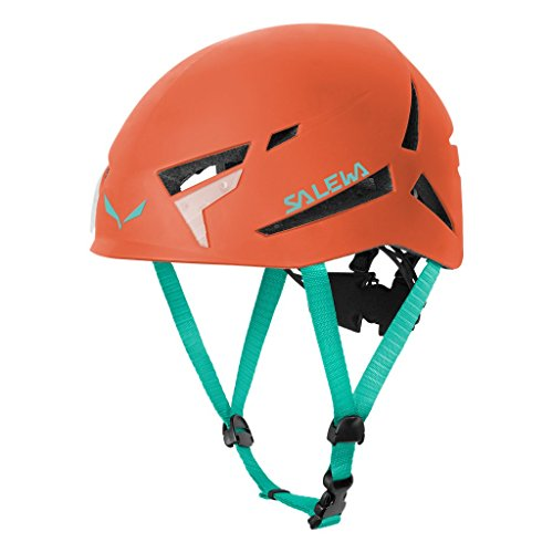SALEWA 00-0000002297 Casco de Escalada, Unisex Adulto, Verde, XL