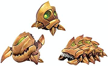 Monsterpocalypse: Planet Eaters Unit – Chompers, Destructomite & Explodohawk (Resin)