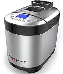 Pohl Schmitt Stainless Steel Bread Machine Bread Maker