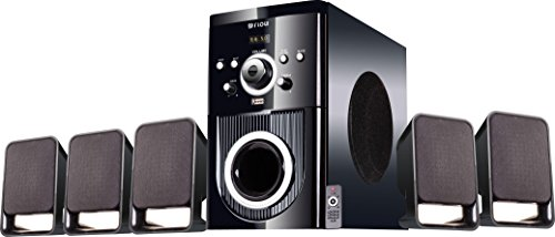 Flow Buzz 5.1 Channel Home Theatre System (Black)