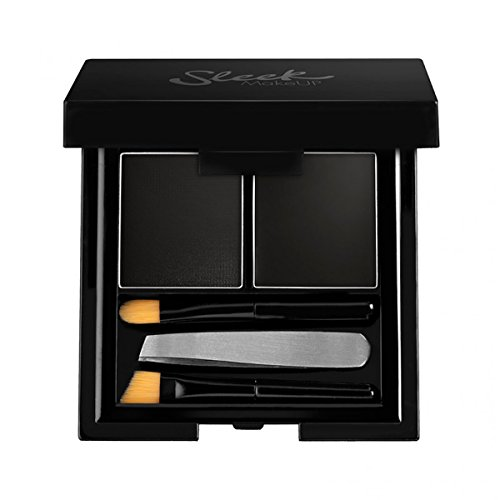 Sleek MakeUP Brow Kit Black 3.8g