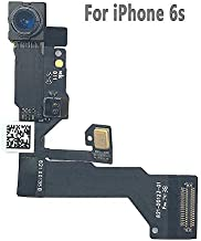 UTechZH 5MP Facing Front Camera Flex Cable W/Proximity Sensor Light Microphone Replacement Part Compatible for iPhone 6s 4.7