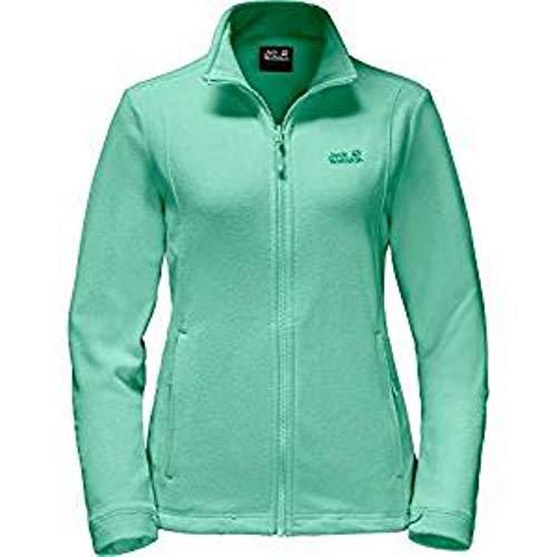 Jack Wolfskin Womens/Ladies Kiruna Lightweight Full Zip Fleece Jacket