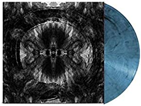 Architects UK - Holy Hell Exclusive Translucent Blue with Smoke LP Vinyl - Limited Edition to 500 units