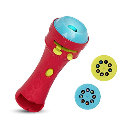 B. Toys - Linterna Light Me To The Moon, Rojo, Rojo