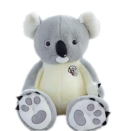 SKAJOWID Koala Peluche, Decoración del Hogar, Abrazarlo Llevarlo con Usted En Sus Aventuras Diarias! Es Una Buena Opción Ofrecérselo Al Niño, A La Novia O Al Amigo,140cm