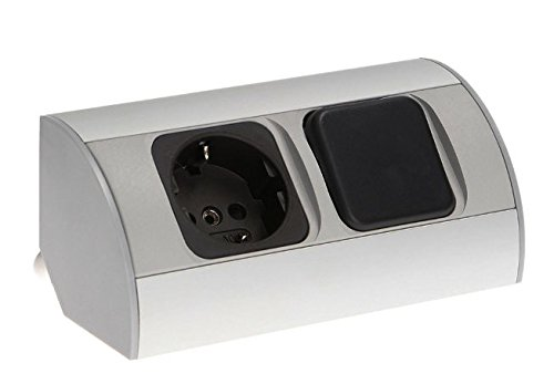 Steckdose Schalter Möbel Küchen unterbausteckdose aufbausteckdose