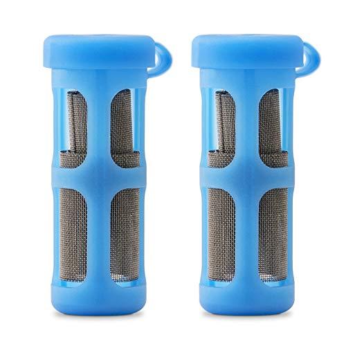 GASTROBACK Aqua-CLEAN KAPSELN, ohne Chemie, gegen Bakterienbeläge/Biofilme in Wassertanks von Kaffeemaschinen, Vollautomaten, Espressomaschinen, Mundduschen, Flaschen, Vasen etc. zur Wasserfiltration