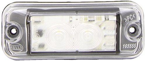 HELLA 2PF 009 514-011 Positionsleuchte - LED - 24V - Lichtscheibenfarbe: glasklar - Einbau