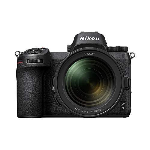 Nikon Z7 FX-Format Mirrorless Camera