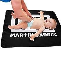 おねしょシート おむつ替えシート Martin Garrix マーティン ギャリックス 防水シーツ 肌に優しい 抗菌 消臭 オムツ替え ベビーマット 赤ちゃん ベビー用品 介護 出産準備 折りたたみ 通気性抜群 持ち運び便利 繰り返し利用可能 洗える 65×80cm
