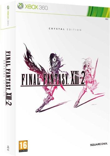 Square Enix Final Fantasy XIII-2 - Juego (Xbox 360, Xbox 360, RPG (juego de rol), Square Enix)