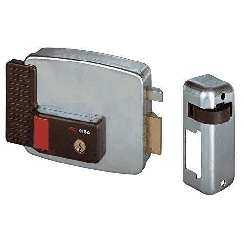 Cisa 30030 11731-50-1 Serratura ELETTRICA Applicare Cilindro Fisso DX