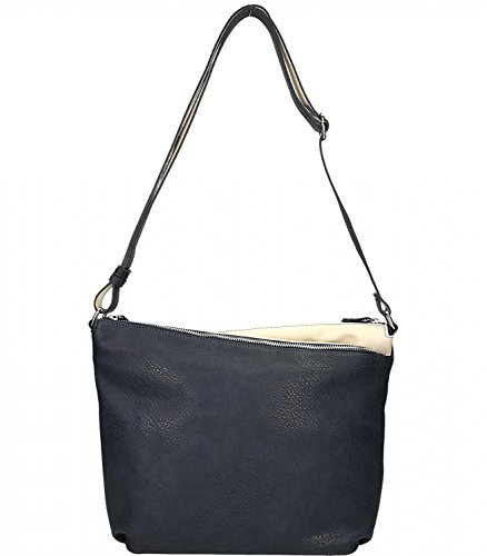 Matties Bags Bolso Mujer Borgoña Azul