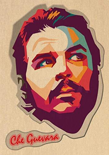 koushuiwa Impresión De Lienzo Cartel De Arte De Pared Che Guevara Paredes Modernas Decoración Imagen Obras De Arte Sin Marco A145 20X30Inch(50X75Cm)