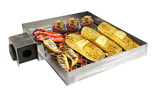 Asado Boot norcom Stahl f-005 Instant BBQ für Instant Boot Grill Stahl Rahmen.
