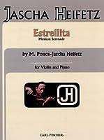 ポンセ: 小さな星/ハイフェッツ編/カール・フィッシャー社/ピアノ伴奏付バイオリン・ソロ用編曲楽譜