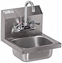 Stainless Steel Hand Sink - NSF - Commercial Equipment 12