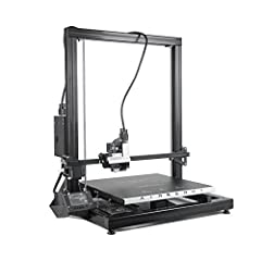 【Filament Sensor】The filament sensor pre-installed on your printer will pause the print and wait you to swap over to a new spool when the filament runs out. 【Borosilicate Glass Heat Bed】The Orca 2 Cygnus has a borosilicate glass heat bed that is flat...