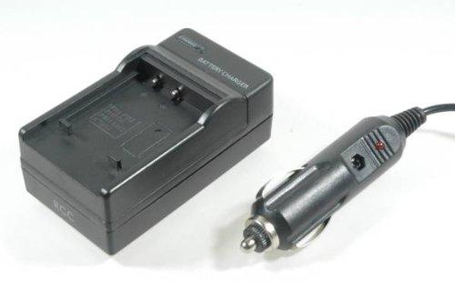 DC89』 Panasonic VW-BCX1-K サンヨー Sanyo VAR-L80 ペンタックス Pentax K-BC88J 対応 充電器 VW-VBX070 VW-VBX070-W DB-L80 D-LI88 用 カメラ バッテリー チャージャー