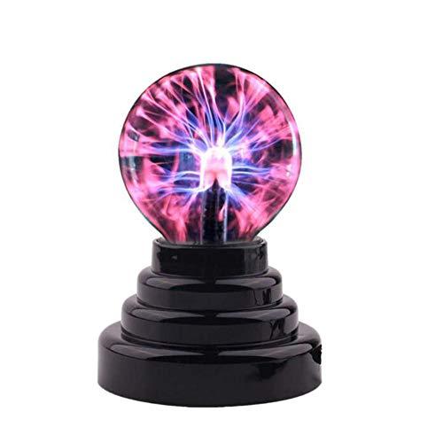 Luz de noche de toque de luz esférica, adecuada para fiestas, decoración, niños, dormitorio, familia, USB de regalo o fuente de alimentación de batería