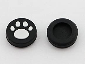 Silicone Thumb Stick Grips Caps Analog Thumbstick for PS...
