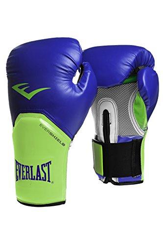 Everlast Erwachsene Boxartikel 2300 Pro Style Elite Gloves Boxen - Boxhandschuhe, Blue Green, 12