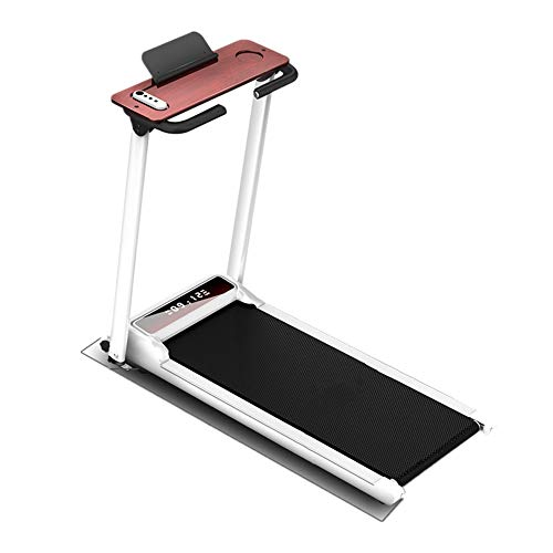 Why Should You Buy PengAnGuo Jogging Walking Machine Folding Treadmill with Tablet Holder Electric M...