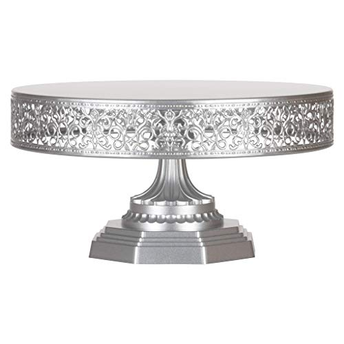 Amalfi Decor 12 Inch Cake Stand, Dessert Cupcake Pastry Candy Display Plate...