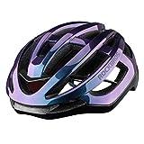 ROCKBROS Casco Bici MTB Casco Aerodinamico da Ciclismo Colore Gradiente Chiusura Magnetica Taglia Regolabile Ultra-Leggero Uomo Donna Unisex Certificato CE