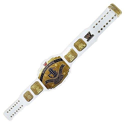 WWE/WWF Intercontinental Championship Wrestling Leather Replica Adult Belt