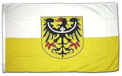 Flagge Niederschlesien - 90 x 150 cm [Misc.]