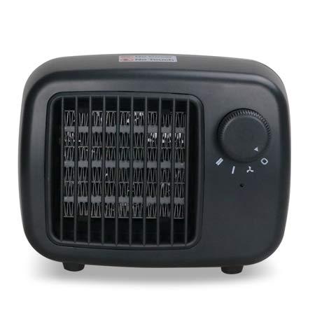calefactor baño,ceramico calefactor de aire caliente,estufas electricas bajo consumo,2 ajustes de calor 900W/600W/3W,Protección contra sobrecalentamiento y vuelco