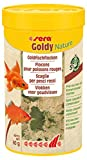Sera Goldy Nature–El Copo Natural Forro para pequeños Peces de Agua fría sin Color y conservantes