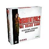 Resident Evil 2 - The Board Game: Survival Horror Expansion Unisex Juego de Mesa Standard, Plastico,