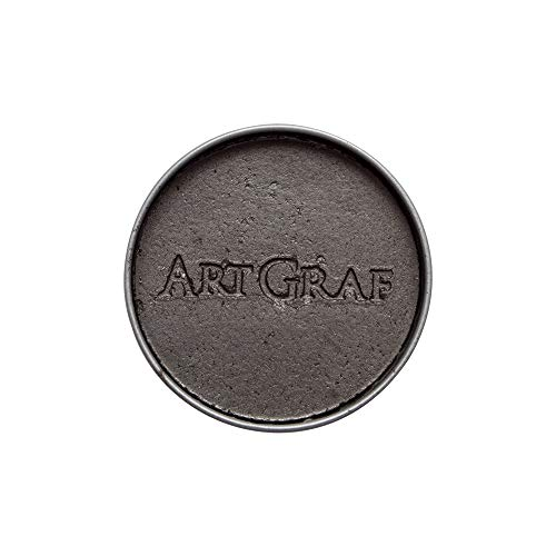 Art Graf Water-soluble Graphite 20g Tin, Grey