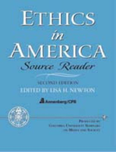 Download Ethics in America - Source Reader 0131826255