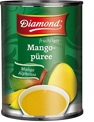 6er Pack Mangopüree Alphonso [6x 850g] von DIAMOND