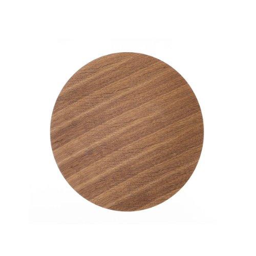 Ferm Living tafelblad, eiken modern 40 cm bruin
