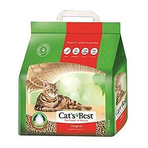 Cat's Best, Arena para gatos Cat 's Best Eco Plus, 1x 2.1kg 3