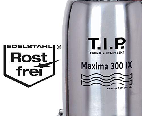 T.I.P. Maxima 300 SX Schmutzwasserpumpe - 2
