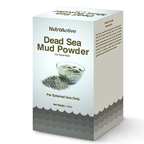 NutroActive Dead Sea Mud Powder 100 gm (3.5 oz)