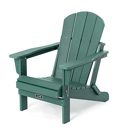 Folding Adirondack Chair Patio Chairs Lawn Chair Outdoor Chairs Painted Adirondack Chair Weather...