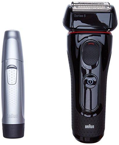 Braun Series 5 5030s Elektrisch scheerapparaat, met tondeuse neus/oren