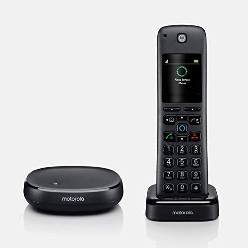 Motorola AX Series teléfono inalámbrico hogar Alexa