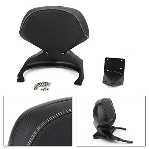 Artudatech Motorcycle Passenger Backrest for YAMAHA 2018-2020 XMAX 250 300 400