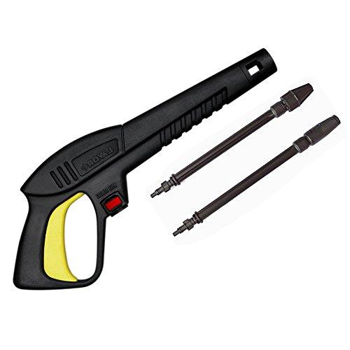 Pistolet de déclenchement pour laveuse à pression de rechange, buse de pistolet de pulvérisation d'eau à haute pression, compatible pour Lavor Lavorwash Vax Craftsman Briggs & Stratton