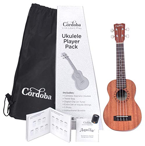 Cordoba - Ukelele soprano con bolsa...