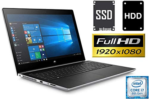 Notebook 470 G5 - Core i7-8550U - 32GB DDR4-RAM - 1000GB SSD + 1000GB - 43,9 cm (17.3 Zoll / Full-HD) Business Laptop